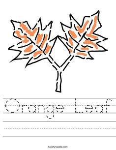 Autumn Coloring Pages, Worksheets, and Mini Books on ...