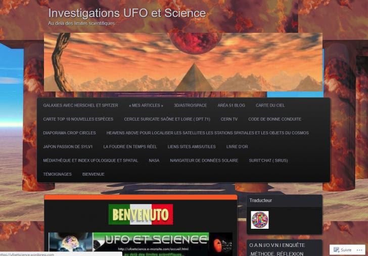 Investigations ufoscience