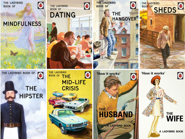 "In the UK, ""updated"" Ladybird books have sold more than a million copies."