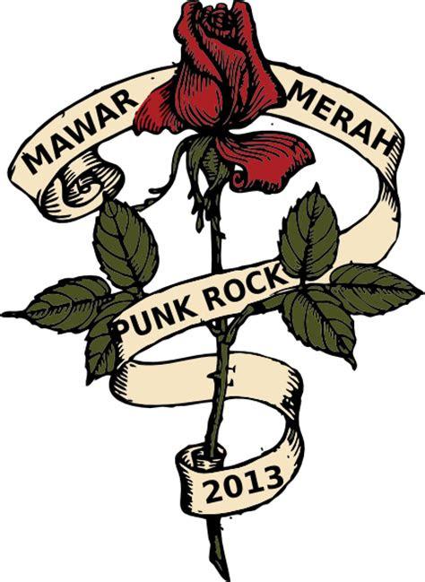mawar merah clip art  clkercom vector clip art