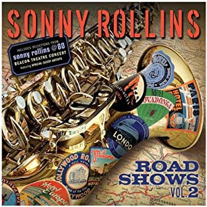 Sonny Rollins - Road Shows 2 cover