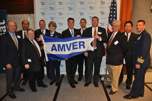 2009 U.S. Amver Award Recipients
