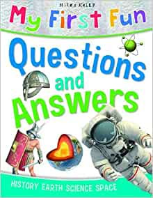 My First Fun Questions and Answers: Amazon.co.uk: Miles ...