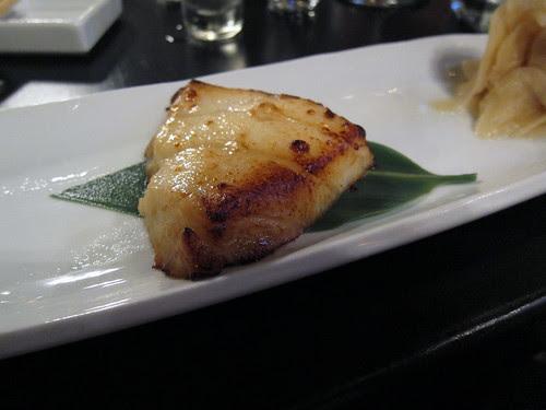 Sea Bass Miso Yaki