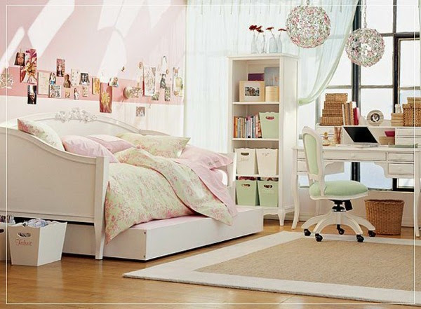 Little Girls Bedroom Interior Ideas to Make Their Dreams Come True