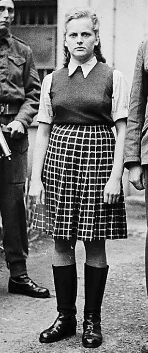 At the heart of Nazi killings: Irma Grese was a concentration camp guard and one of the few women to be called to account for her crimes