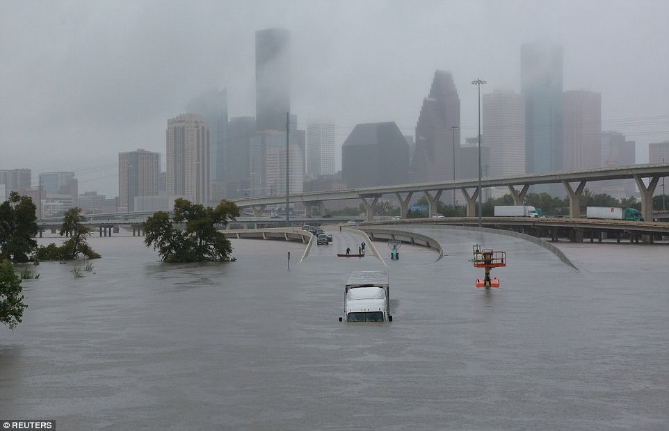 Experts said the aftermath of the catastrophic hurricane could equal the level of destruction of Katrina in 2005