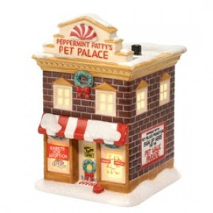 Department 56 Peanuts Village