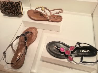 Schutz Footwear Spring 13 Preview