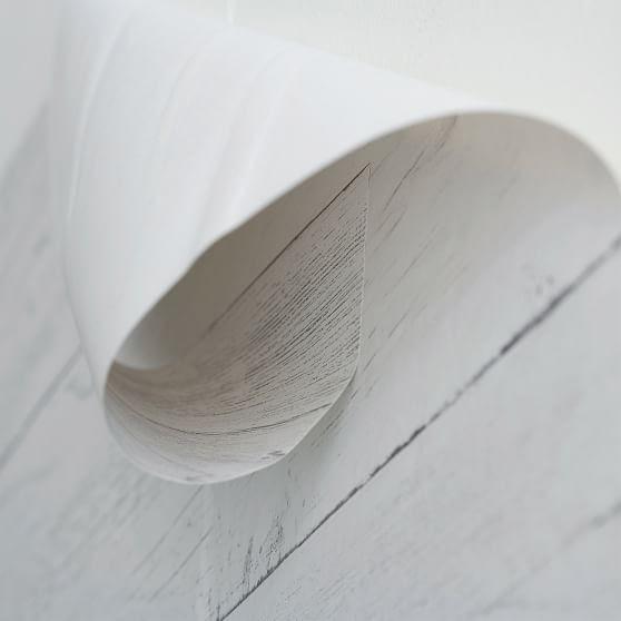 Shiplap Peel and Stick NuWallpaper  PBteen