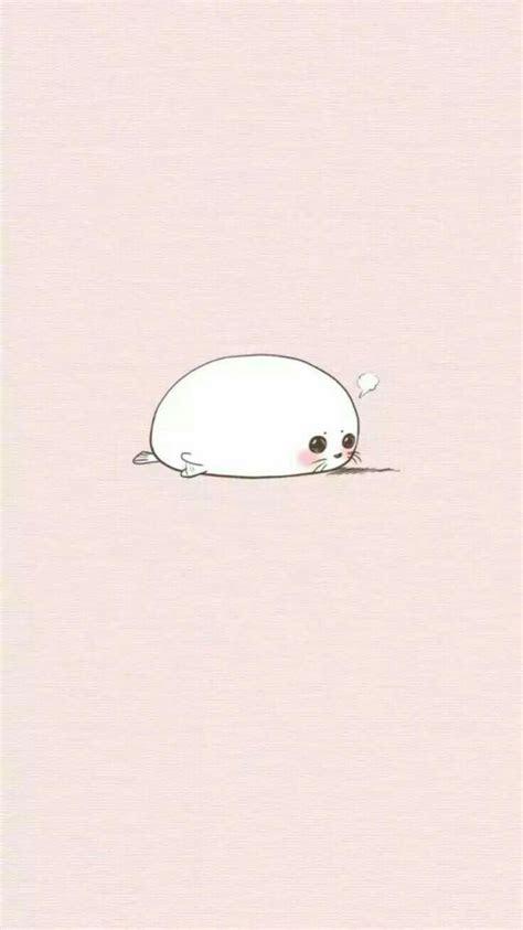 pin oleh dika febriyanto  wallpaper lucu cute iphone