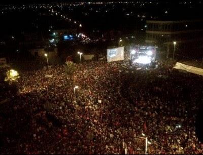 Tunísia: Rebelião popular contra o Governo