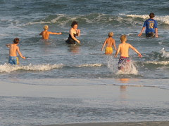 Surf at Sundown