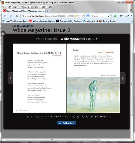 Pilgrim - Wilde Magazine, Issue 2, May 2013