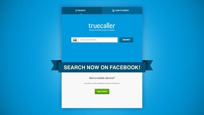 دۆزینهوی ژمارهی نهناسراو بێ دابهزاندنی truecaller
