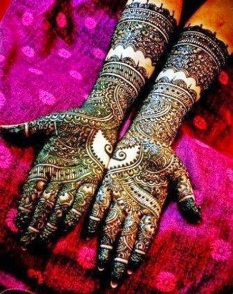 Dulhan Mehndi Designs 2014   Bridal Mehndi Designs 2014