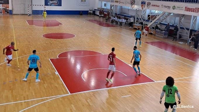 CL Futsal: Halle-Gooik is na ruime zege zeker van Elite Round