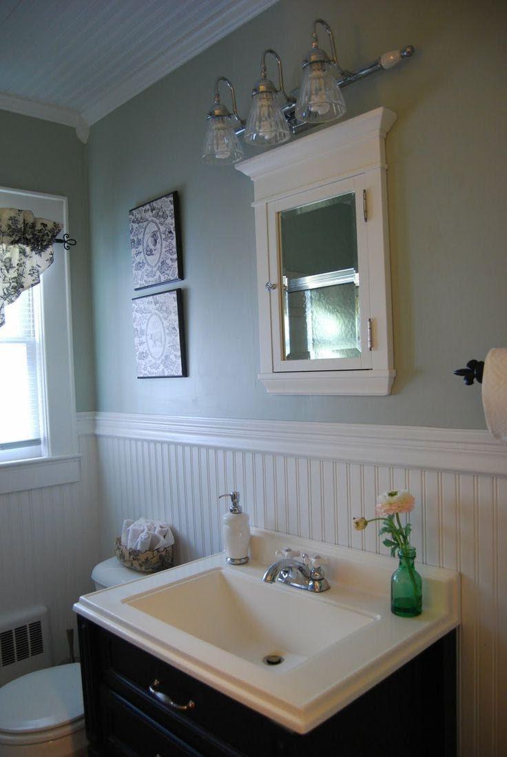 Beadboard bathrooms photos