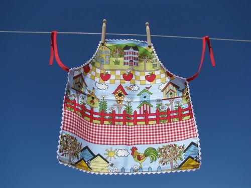 mini-avental
