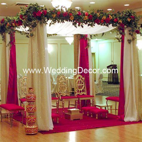 Wedding Mandap Toronto, Hindu Wedding Decoration for