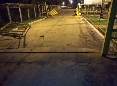 Teofilândia: Quadrilha tenta assaltar mineradora e dois são baleados