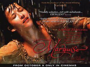 Resultado de imagem para marquise 1997 poster