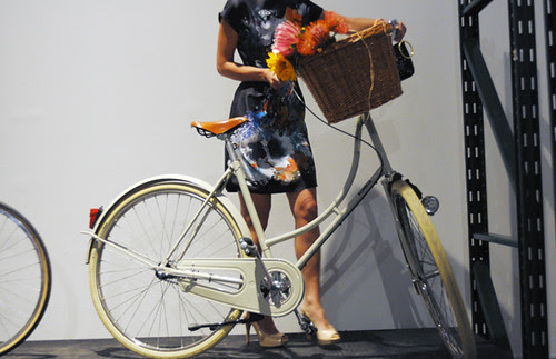 New Amsterdam Bicycle Fashion Show 2012