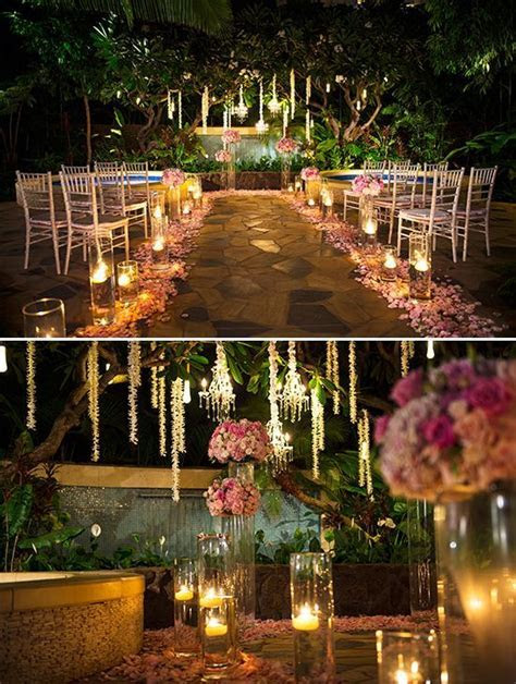 Disney Wedding In Hawaii   [Inspiration] Aisle and Altar