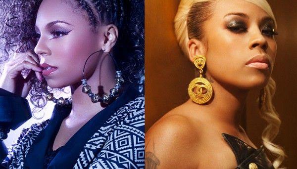 Keyshia Cole & Ashanti, Keyshia Cole, Ashanti