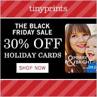 Tiny Prints Black Friday Sale
