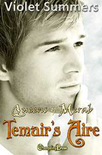 The Queens of Merab 3: Temair's Aire by Violet   Summers