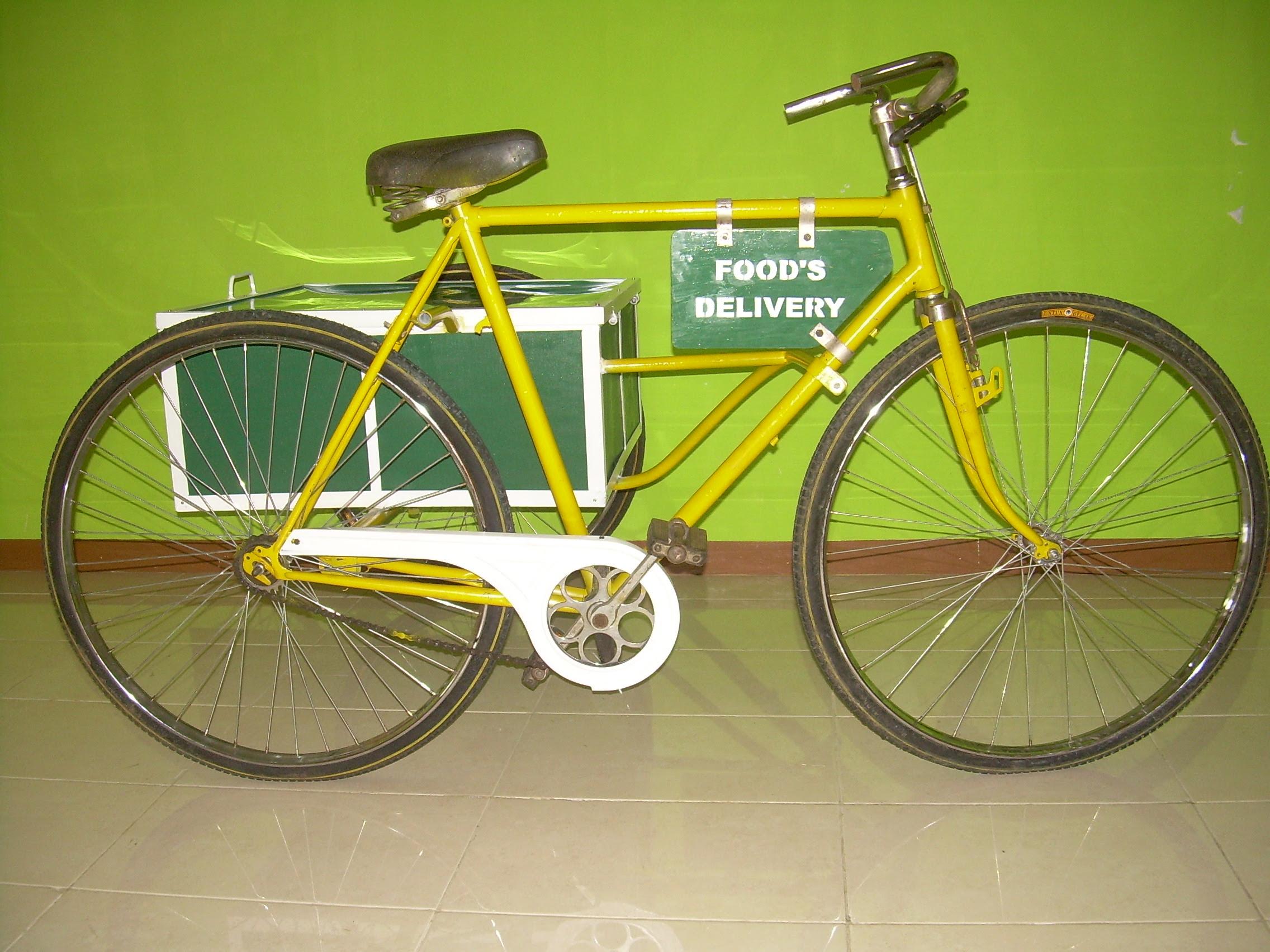 Gambar Sepeda Ontel Modifikasi Terlengkap Modifikasi Motor