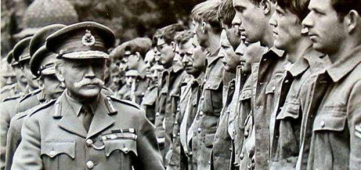 Американская армия – это армия дебилов, которыми управляют тупицы. Часть 1