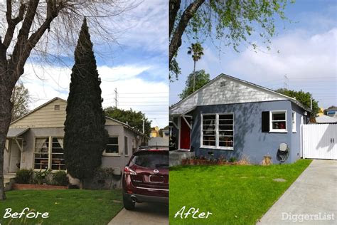 curb appeal makeover   ugliest house   block