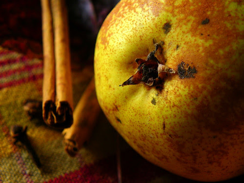 Pear And Spices