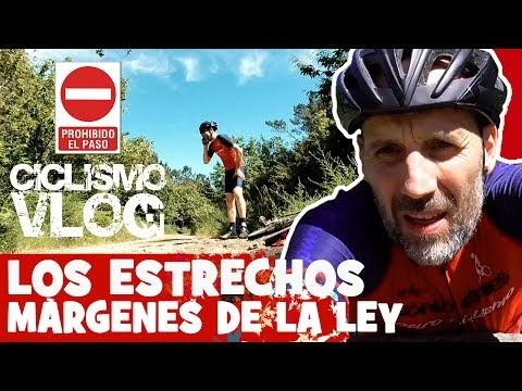 LOS ESTRECHOS MARGENES DE LA LEY. Ciclismo Vlog - Alfonso Blanco