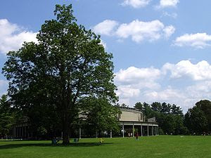Tanglewood Music Shed and Lawn, Lenox, Massach...