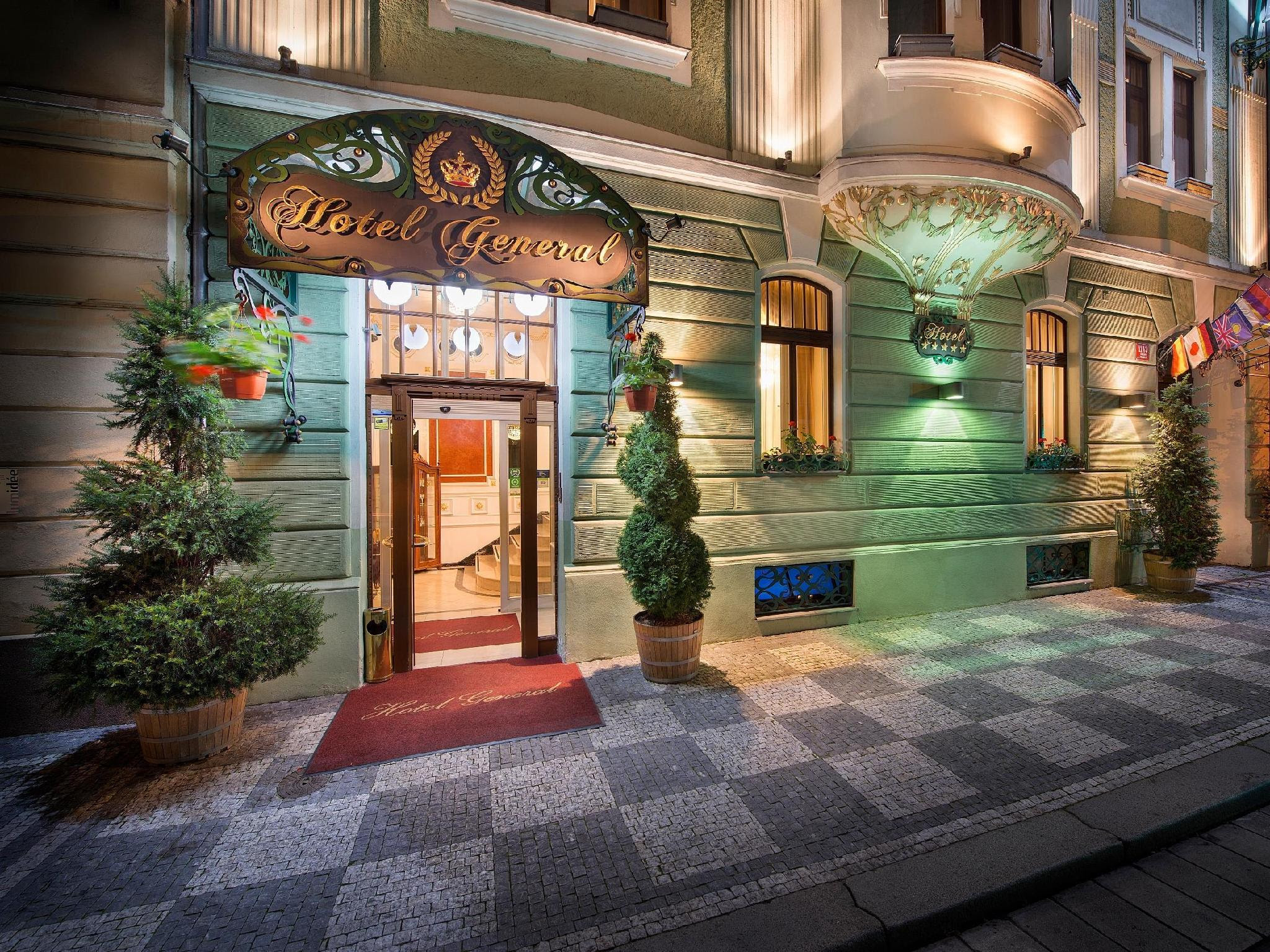 Hotel General Reviews
