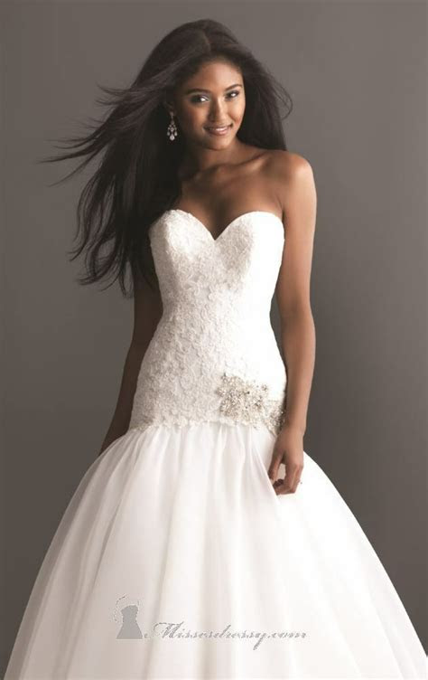 allure wedding dress allure  size   street size