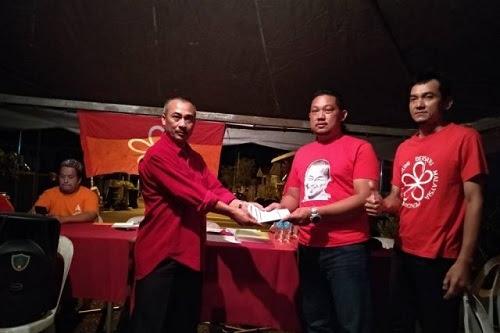 6000 ahli Umno Pendang sertai Bersatu