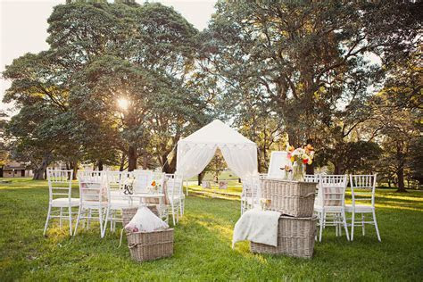 Tips For Planning The Perfect Outdoor Wedding In Melbourne