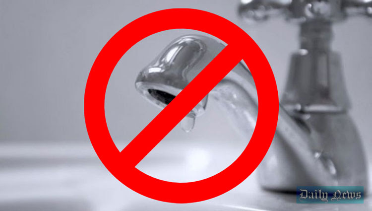Eighteen-hour water cut in Colombo this Saturday