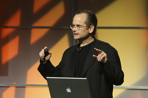 Lawrence Lessig at ETech 2008