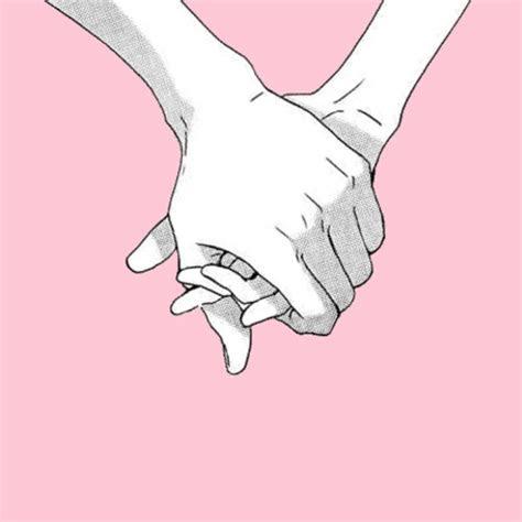 hand holding aesthetic tumblr