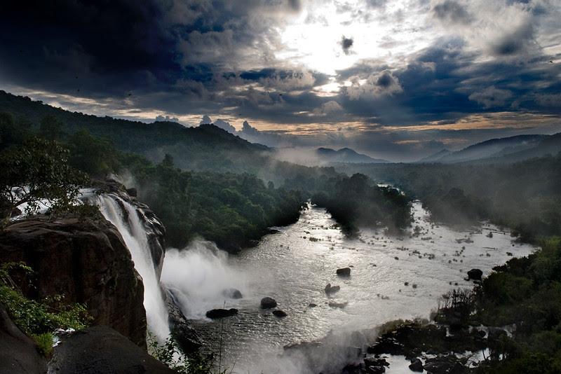 Cascadas Athirapally