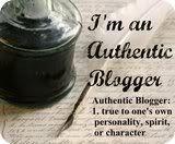 Authentic Blogger
