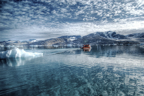 Reflections on the Arctic Sea por wili_hybrid