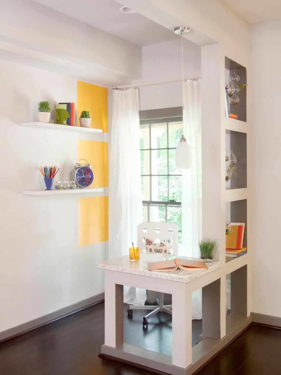 Small Home Office Ideas | HGTV