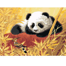 Panda Coloring Gambar Promotion Shop For Promotional Panda Coloring