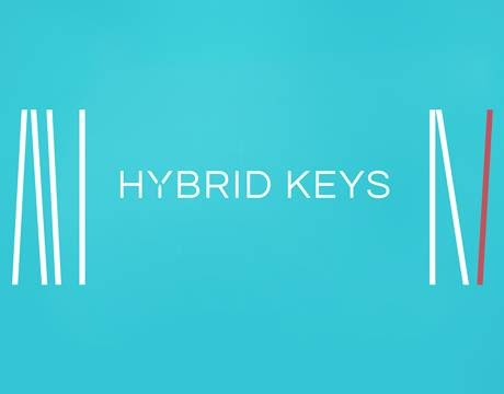 NATIVE INSTRUMENTS - HYBRID KEYS 1.1.1 [3.80GB] [KONTAKT] [WIN/MAC]